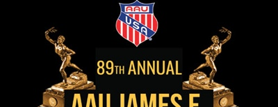 Gold Medalists and National Champions Headline Elite Class of Finalists for 89th AAU James E. Sullivan Award